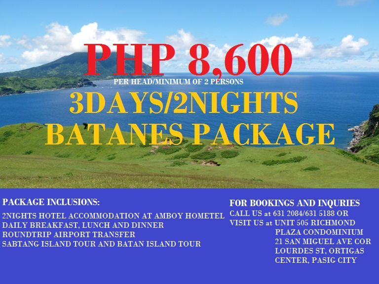 Batanes Turquoise Travel Amp Events Management Corp